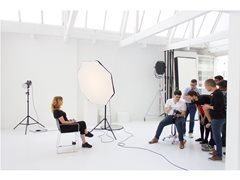 Two Female, One Male Required for Studio Photography Workshop - 8th July