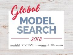 The Global Model Search 2018 is here - Free to apply!