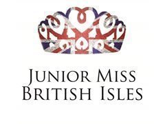 Junior Miss British Isles 2019