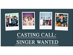 Singer Wanted For Brand New Group!!!