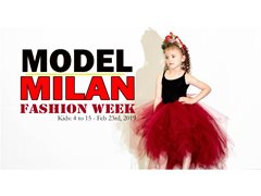 Models Required for Milan Fashion Week