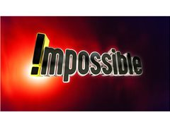 BBC1 Hit Quiz Show Impossible is Looking for New Contestants