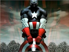 Writers For Captain America The Super Soldier