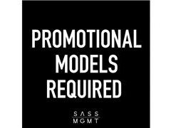 SASS MGMT - Promotional Models Wanted - Melbourne