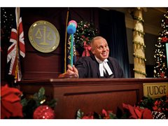 Christmas Judge Rinder Kids Special