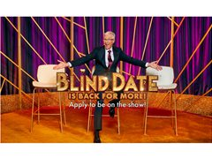 Blind date is back for more & looking for single people