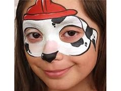 Entertainers who can Face Paint