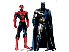 Looking for Entertainers to play Spiderman and Batman
