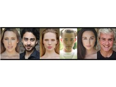 Photogenic New Actors/Actresses for Free Mastered Head Shot