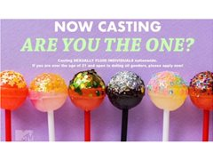 "Now casting sexually fluid MEN for MTV's ""Are You the One?"""