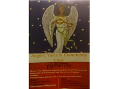 Female & Male Singers Wanted for Community Choir