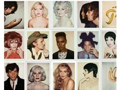 Casting for Andy Warhol 'Supermodels' for Music Video