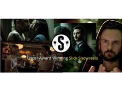 GIVEAWAY - Showreel With Oscar® Award Winning Company - SLICK