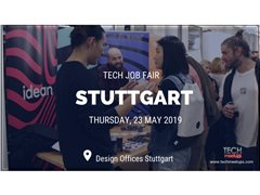 Videographer Needed for Stuttgart Tech Job Fair - Spring 2019