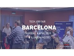 Videographer Needed for Barcelona Tech Job Fair - Spring 2019