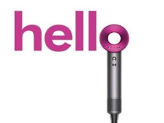 Two Styling Models Needed for Dyson Media Launch