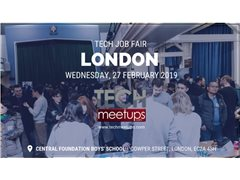 Event Help Needed for London Job Fair