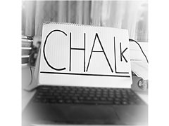 Extras Required for School Comedy: Chalk