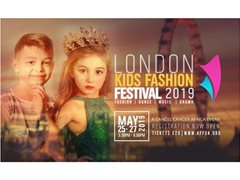 London Kids Fashion Festival (Models Wanted)