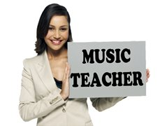 Music Teachers Wanted