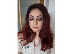 Beginner Models for Glam Bollywood Makeup Shoot