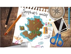 Two Actors for Short Film in London 'Sophie's Map'