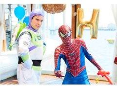 Superhero Performers/Childrens Party Hosts