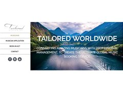 Cruise Jobs for UK Based Musicians & Bands with Tailored Worldwide