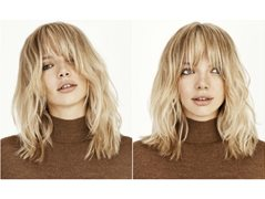 Hair Models with Short Hair for a Signature Hershesons Haircut