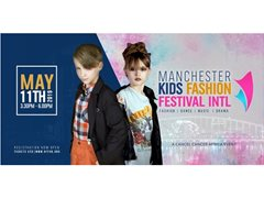 Manchester Kid Models Needed for Fashion Festival