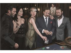 Extras Wanted for shoot at the Ritz Casino, London