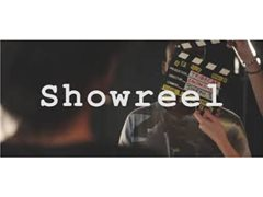 One Camera Person and Sound Person Required for a Showreel Scene