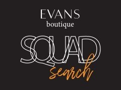 CLOSING SOON - The Evans Squad Search is here!