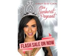 Win a Trip to the USA - Miss Sunburst Pageant 2019