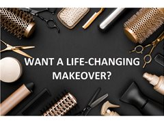 Men and Women Needed for the Ultimate Makeover