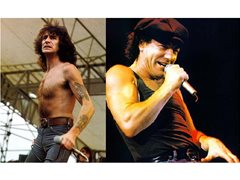 Singer for AC/DC Tribute
