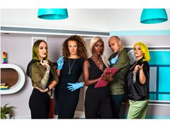 E4's The Sex Clinic is BACK!! Come See Our Sexperts on This Hit Show!