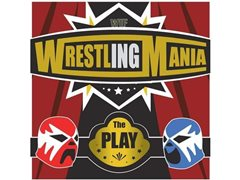 Edinburgh Fringe 2019 - Wrestling Mania! (Comedy Play)