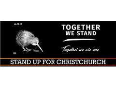Promo Guys/Gals Wanted for Christchurch Fundraising Event