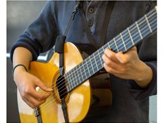 Acoustic Guitarist wanted