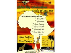Dancers, Singers, Musicians Wanted for Africa Day Celebrations, Northampton