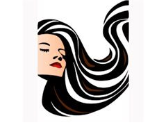 Hair Models for Free Blowdry