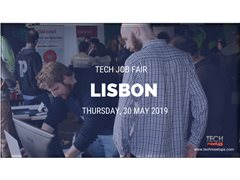Registration Desk Needed for Lisbon Tech Job Fair - Spring 2019