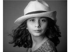 Children Between the Ages of 9 and 14 Inclusive, for Portrait Photos TFP