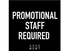 Brisbane - Promotional Talent - Male & Female