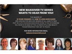 Makeover Show Looking for 25 - 45 year olds! Apply ASAP!