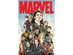 Girls 13-25 to Record/Post a Version of My Avengers Women Monologue