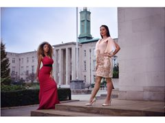 Two Models Required for Ecom Studio Shoot of Couture Dresses