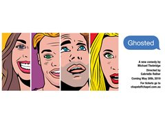 Stage Hands Wanted for Independent Theatre Comedy 'Ghosted'