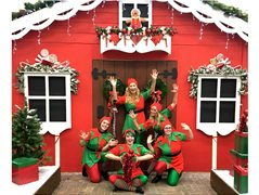 Grotto Managers and Elves Required All Over the UK